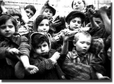 Children of the holocaust children just like you were affected during
