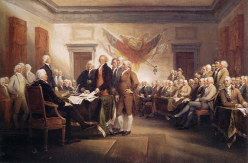 an introduction to the many abstractions in the declaration of independence of the united states A summary of preamble in thomas jefferson's the declaration of independence (1776) learn exactly what happened in this chapter, scene, or section of the declaration of independence while this phrase was included in the introduction to the declaration.