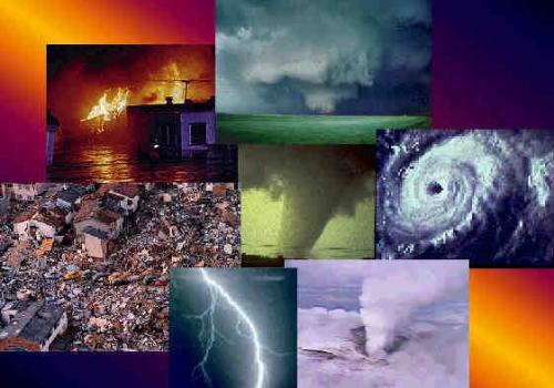 How Many Different Types Of Natural Disasters Are There