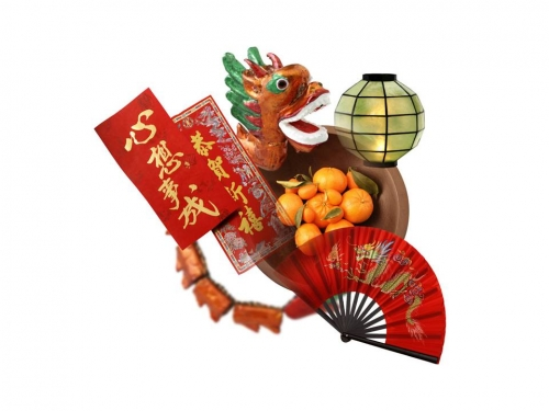 short essay on chinese new year