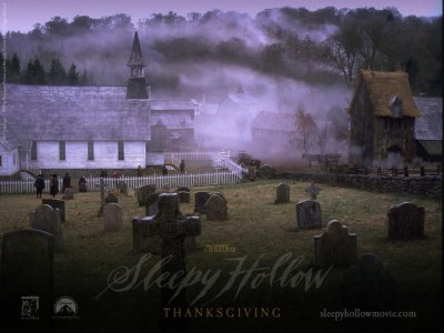 what is the setting of sleepy hollow