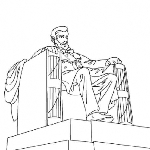 garden state parkway sign coloring pages | US Symbols for Kindergarten: Process