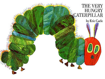 The Life cycle of caterpillars: Process