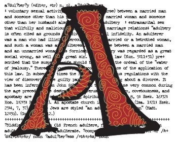 Scarlet letter scaffold scenes essay examples