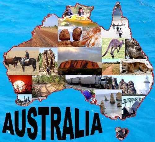 Brochure to australia process - Australian tourism office ...