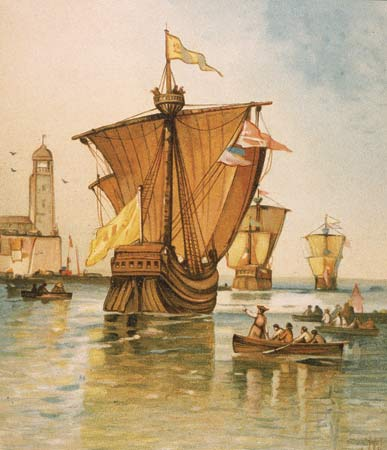 an introduction to the life of christopher columbus mariner Christopher columbus, mariner by samuel eliot morison journals and other documents on the life and voyages of christopher columbus by columbus christopher.