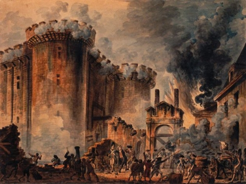 summary of the events in the french revolution This much heralded study provides a highly complex and extensive kaleidoscope  of the french revolution and the events leading up to it what is most.