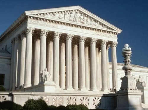 an introduction to the supreme court Provides information for the day you go to court, including what to bring and how to navigate the courthouse also shows what the inside of a supreme court.