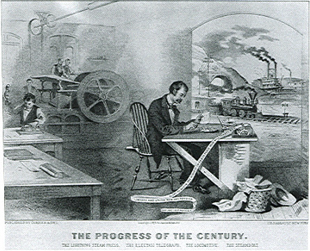 Industrial Revolution Newspaper Introduction