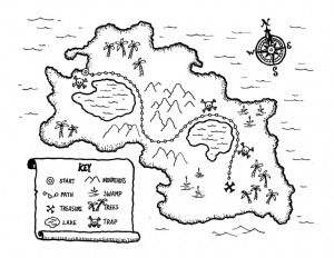 To begin creating your own map, you must think about the following ...