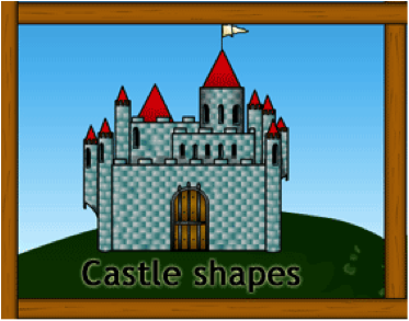 Creating Castles With 3d Shapes Introduction