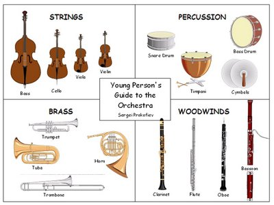 instrument families mrs ferrell 39 s music class. Black Bedroom Furniture Sets. Home Design Ideas