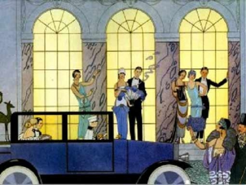 an introduction to the american dream in the 1920s in the novel the great gatsby by f scott fitzgera Louis prima jr (born june 16, 1965) is an american jazz singer and the son of louis prima  early life born in 1965, louis prima jr is.