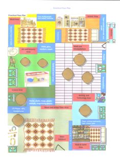 Design your own preschool floor plan design your own home for Design a preschool classroom floor plan online