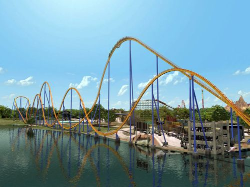 how to become a roller coaster designer