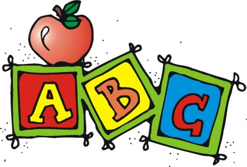 Lets Learn the Alphabet!: Introduction