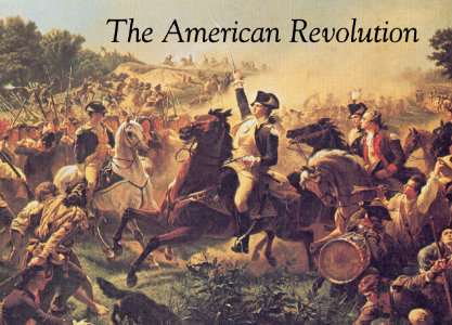 American revolutionary war research paper