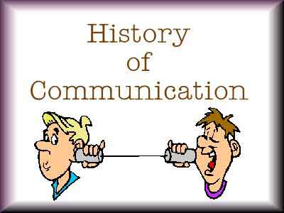 the history of telephones and communications Been claimed that the mobile telephone revolution can be explained by changes  in the way communication happens through social networks, away from old.
