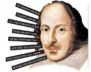 A New Play By The Famous William Shakespeare Process