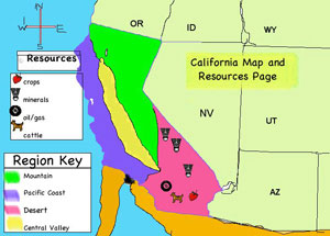 California Regions Process