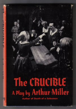 an overview of the witch trials in the crucible a play by arthur miller The crucible is a 1950s play about the salem witch trials by arthur miller miller wrote this play during the time of mccarthyism in america many people were afraid that communism would.