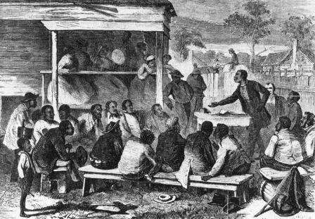 black americans following the civil war essay National humanities center  they did not want to risk losing black business african americans did gain admission to  following the civil war,.