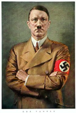 an analysis of the rise of adolf hitler in germany So complete was its take-over of germany, and so great were the atrocities for  which the nazis were responsible, that hitler's party is.