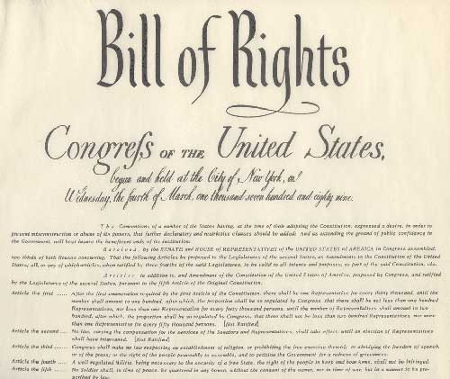bill of rights essay introduction Bill of rights essaythe billl of rights are stated in the first ten amendments this bill contains the rights of freedom of religion, freedom of speech, freedom of.
