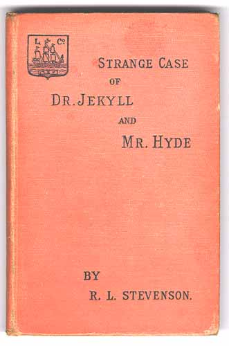 Critical essays on dr jekyll and mr hyde