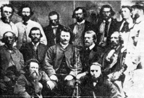 louis riel hero or traitor Louis riel, a man considered a hero by his people, was hanged for high treason the judge in 1885 said that he was guilty because being moved and seduced by the instigation of the devil as a false traitor against.