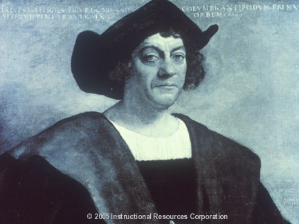 Christopher Columbus Writing Paper Free