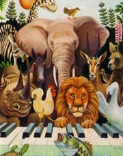 The Carnival of Animals: Process