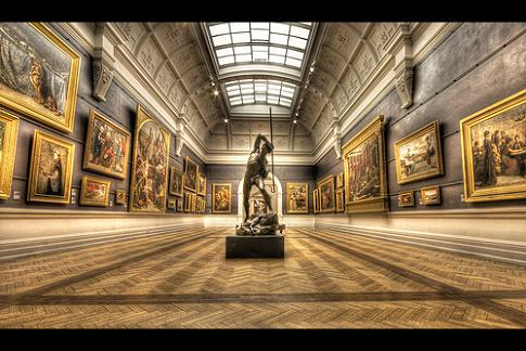 Modern museum of romanticism introduction for Best art galleries in the world