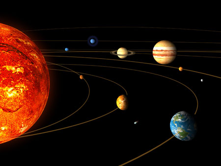 Our Solar System: Task
