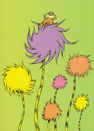 living green with the lorax conclusion