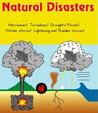 introduction natural disasters essay