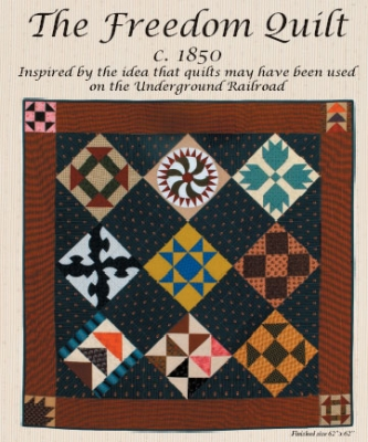The Underground Railroad: Process : slave quilts codes - Adamdwight.com