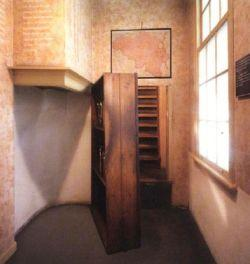 an overview of otto franks idea for the secret annex Read 10 interesting facts about anne frank at the list love - the home of top 10 lists  otto frank, who was the only  the book the secret annex:.